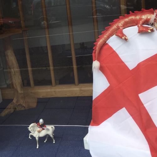 St George & The Dragon at Weybridge Branch