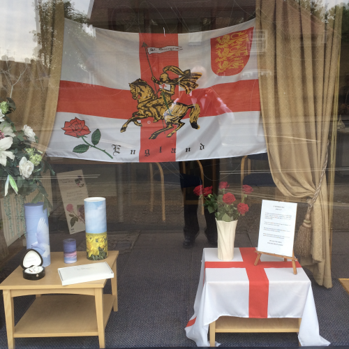 Feltham Branch St George's Day