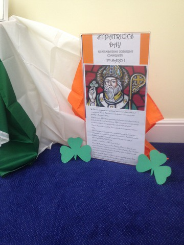 St Patrick's Day at Ascot Branch