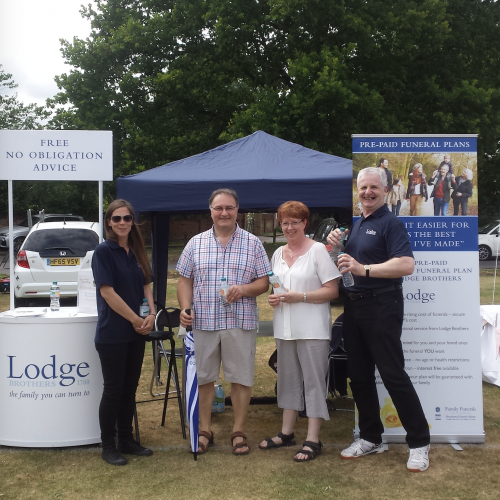 Englefield Green Village Fair Supported by Lodge Brothers
