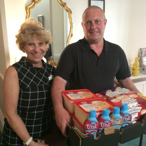 Free Ice Creams for Springfield House Care Home Residents