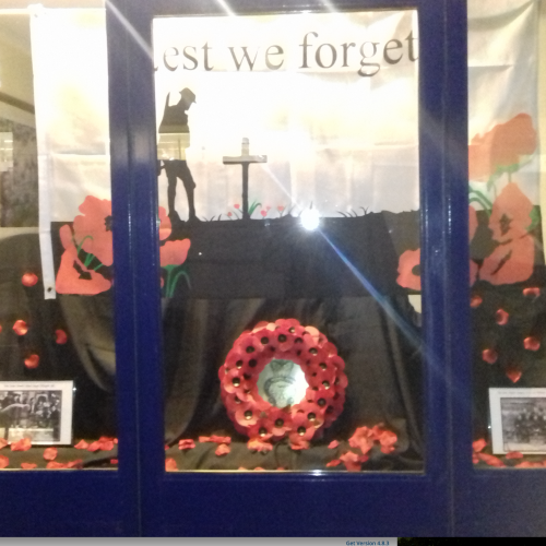 Local Servicemen Remembered at Yiewsley Branch