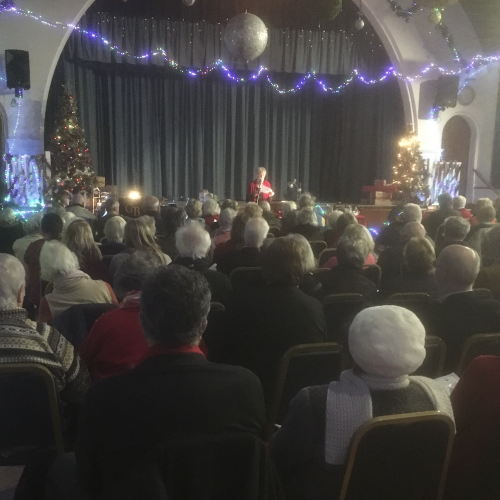 Whiteley Village Christmas Carol Service – Tuesday 5th December