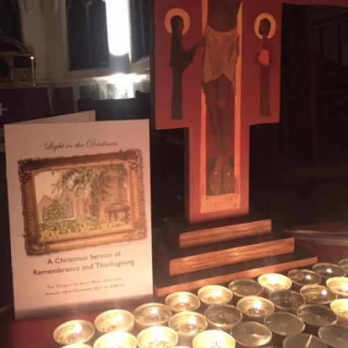St Mary's Oatlands – Christmas Remembrance Service