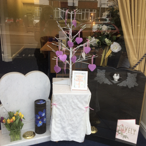Messages of Love for Mothers' Day at Twickenham Branch