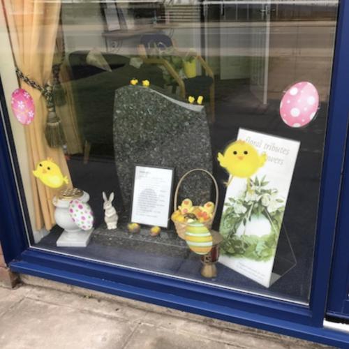 Brentford Branch Welcomes Easter