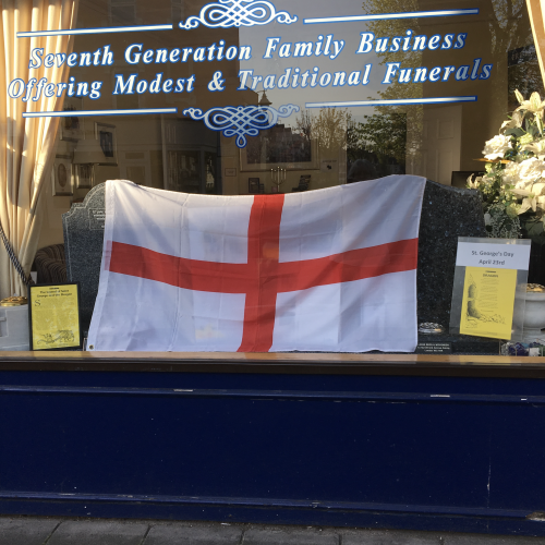 About St George…at Ealing Branch