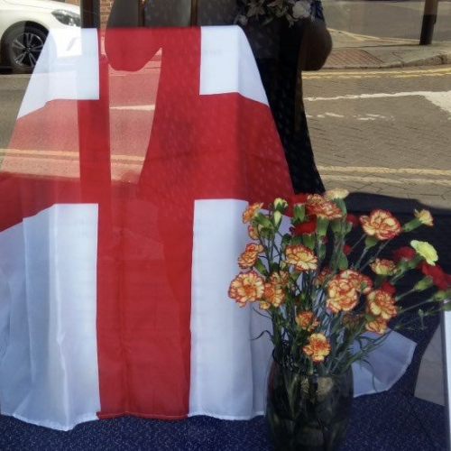 St George's Day Windsor