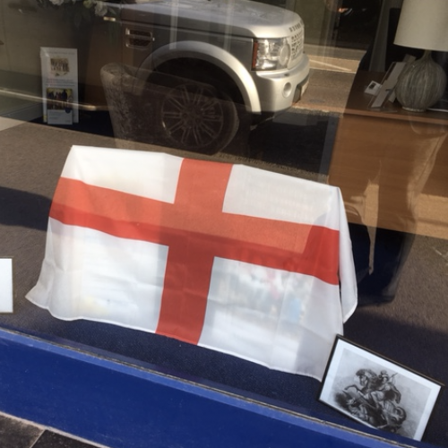 Ascot Marks St George's Day