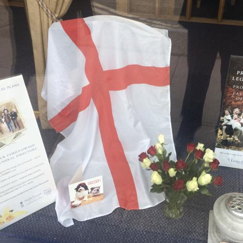 Feltham Branch – St George's Day