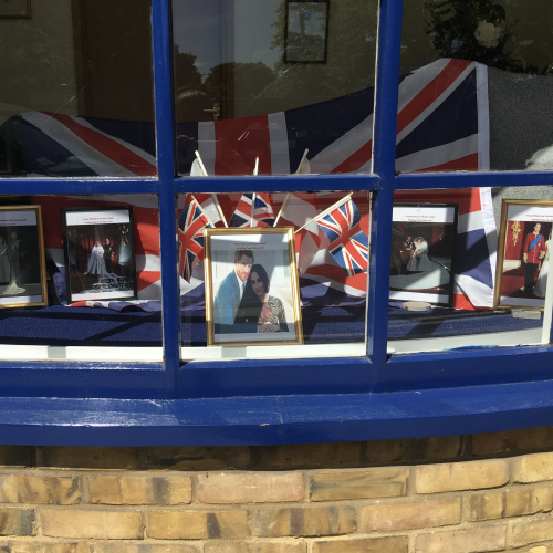 Lodge Brothers & Keates Celebrate the Royal Wedding