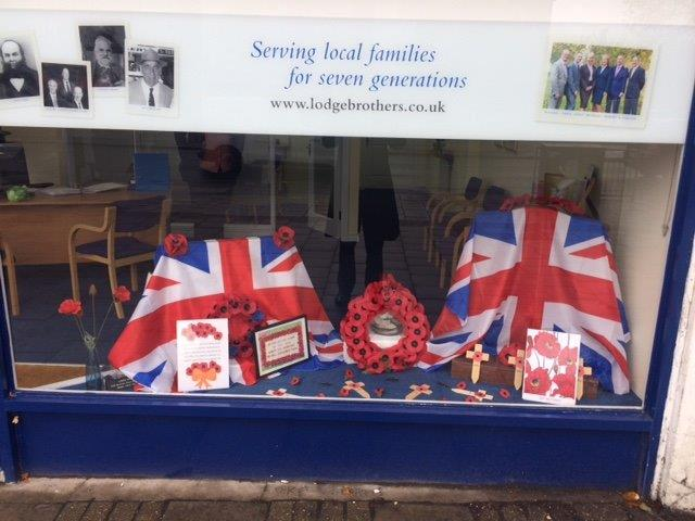 Bedfont Branch Remembers The Fallen
