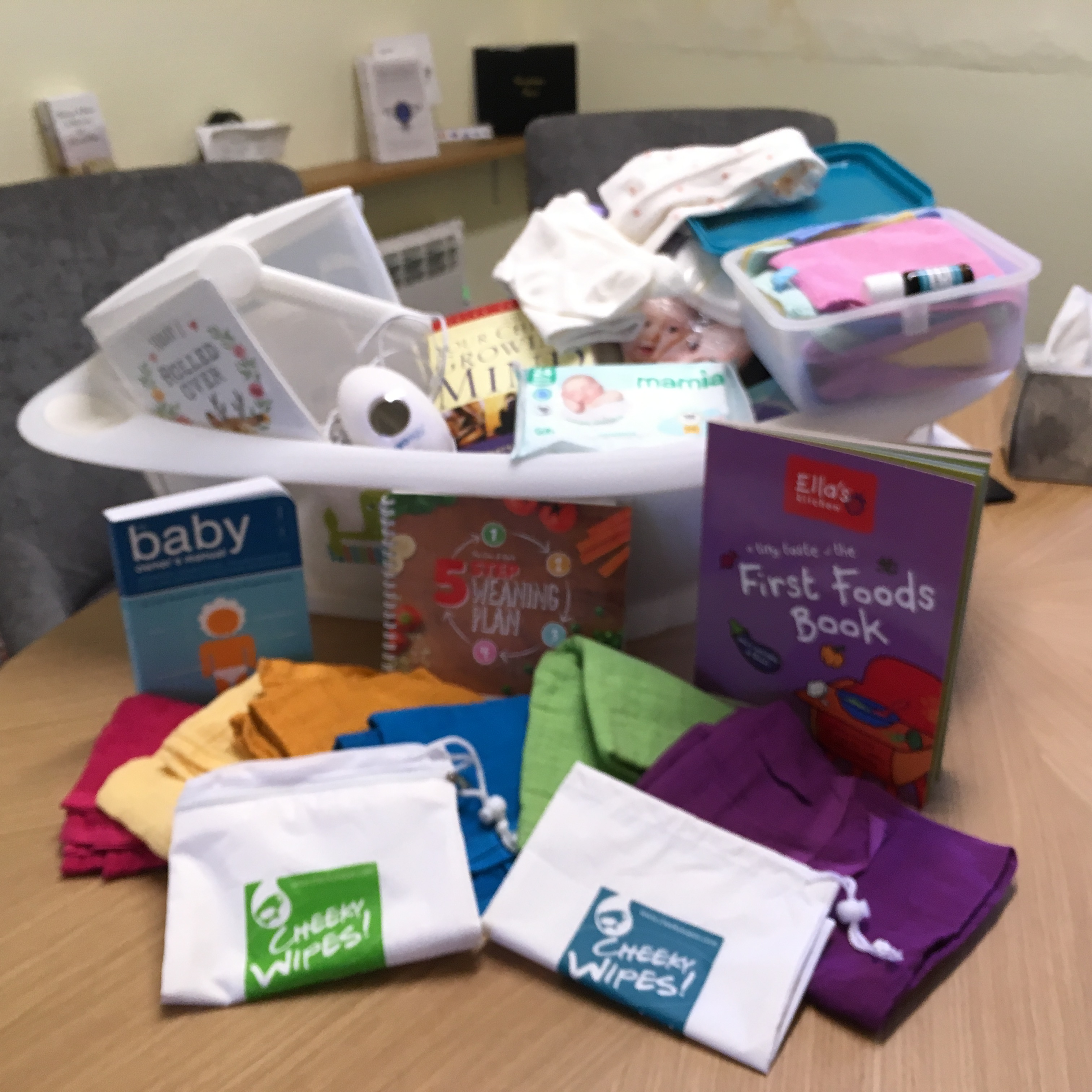 Ealing Salvation Army's Baby Bank