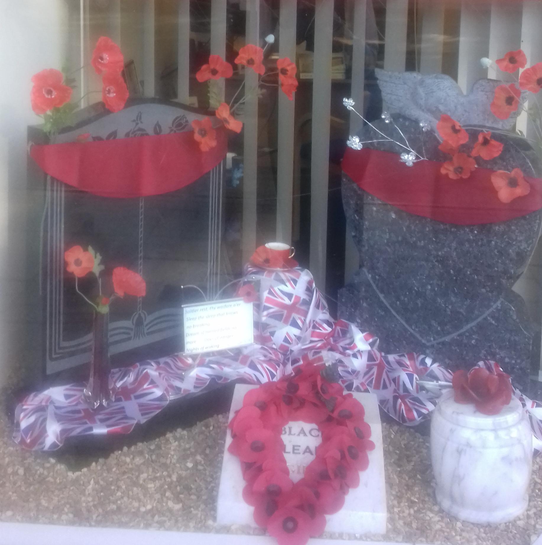 Ruislip Branch Remembers The Fallen