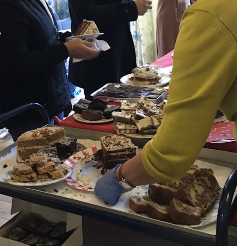 Lodge Brothers & Wickenden at the Meadow House Hospice Christmas Bazaar