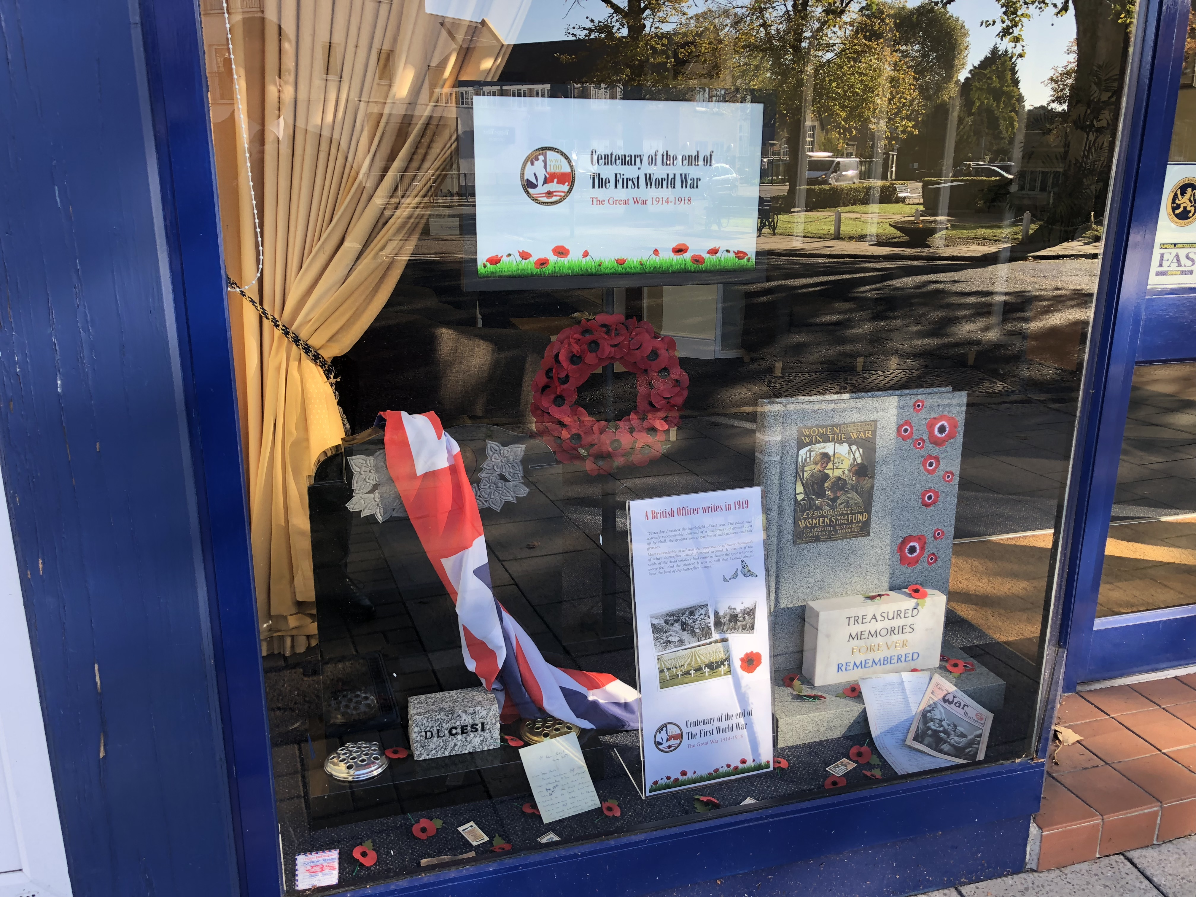 Remembrance Day 2018 – Lest We Forget!