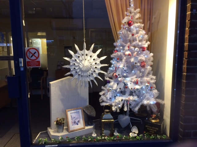 Hanworth Branch Christmas Remembrance Tree