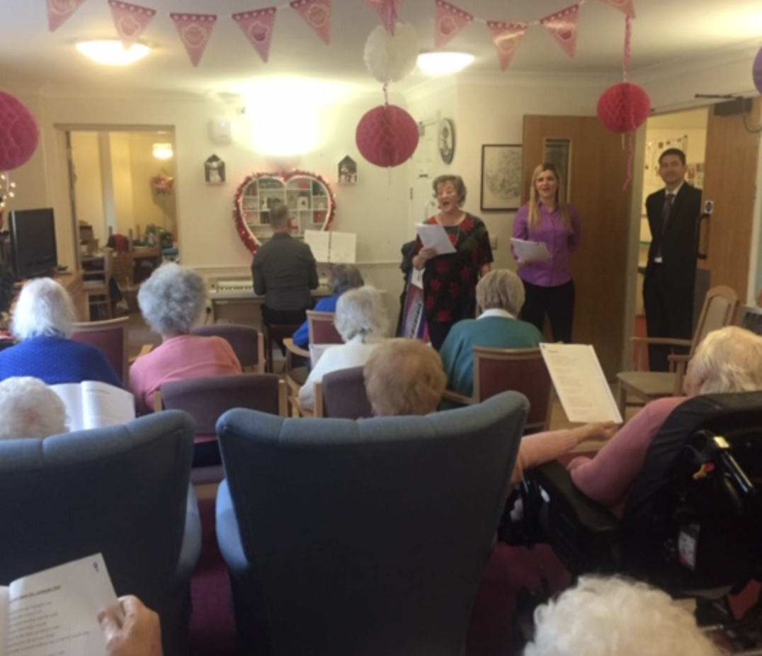 Lodge Brothers' Singalong Surprise for Thames Ditton