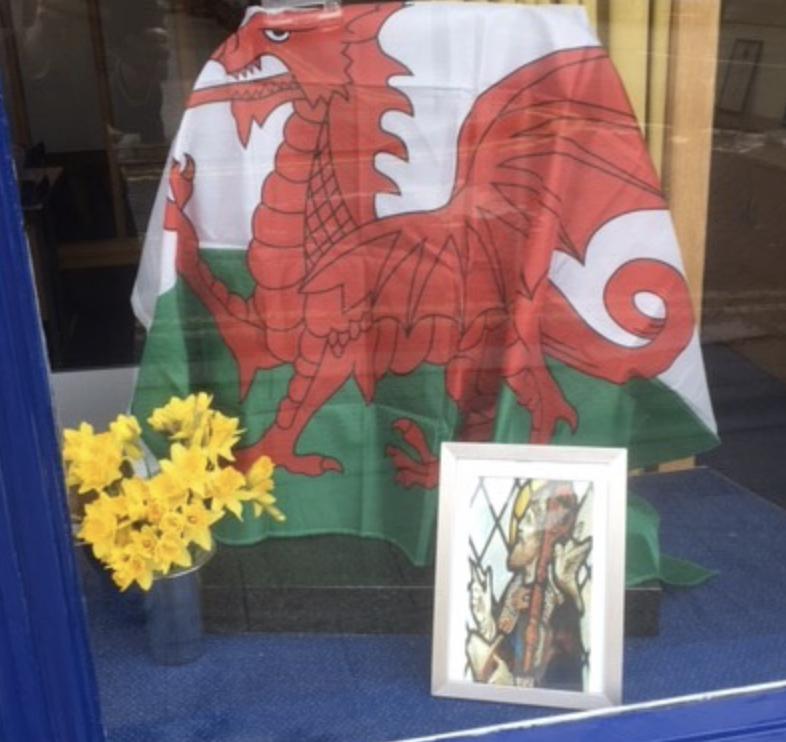 St David's Day in Windsor