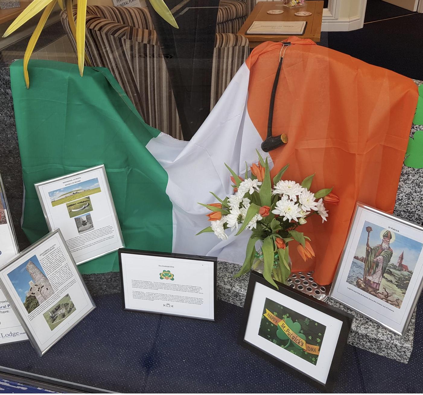 An Irish Education at Twickenham Branch