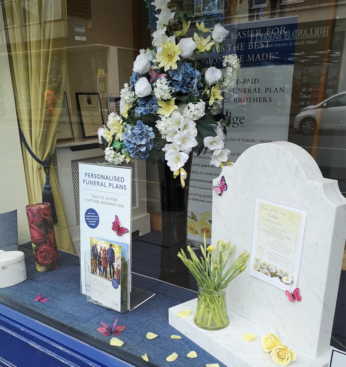 Weybridge Branch Wish You A Happy Mothers Day