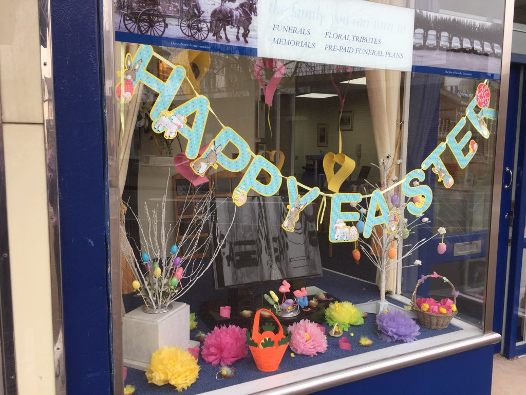 Easter at Addlestone