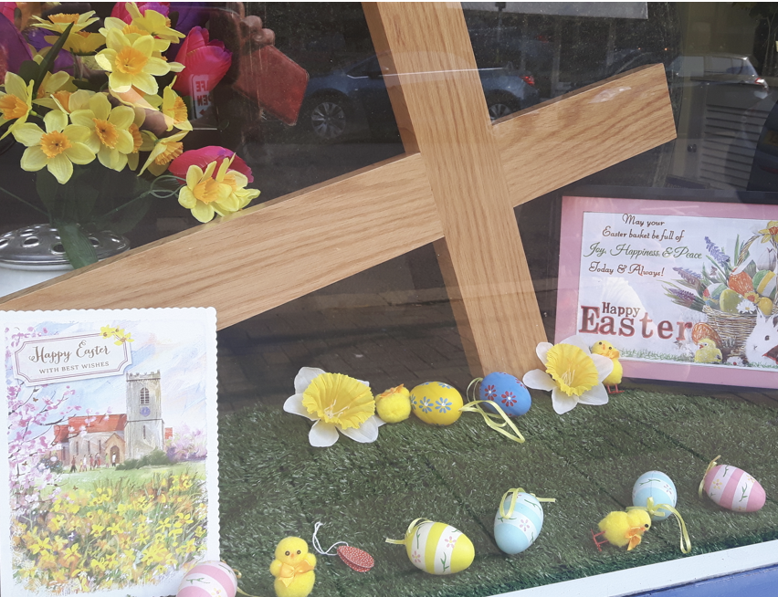Happy Easter From Surbiton Branch