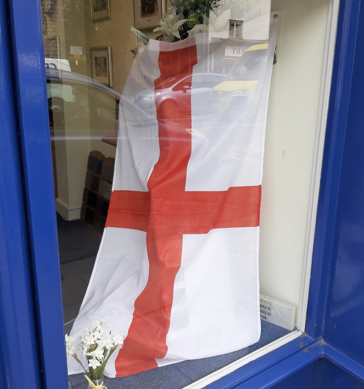 St George's Day – Chertsey