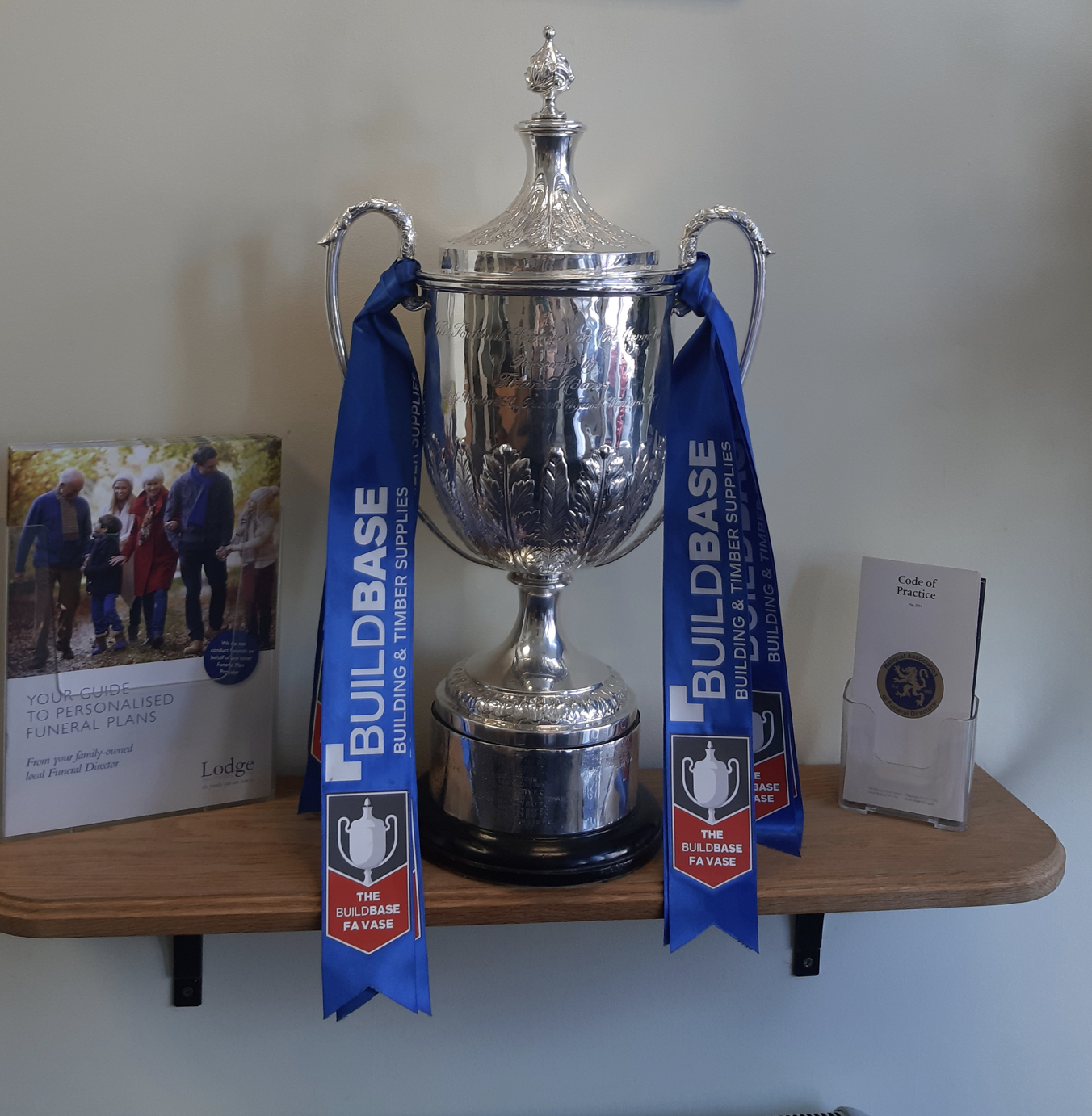 Chertsey Town Football Club – WINNERS!