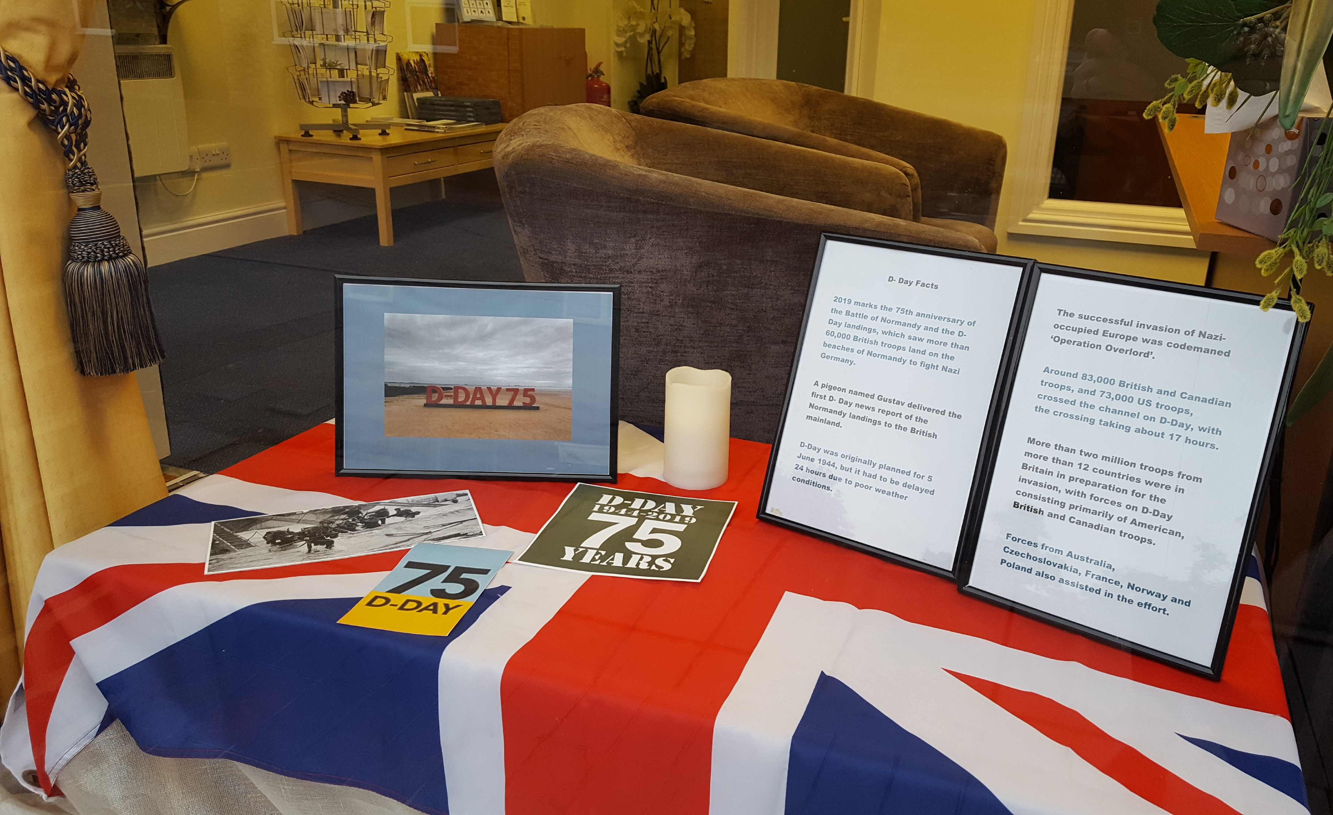 D-Day 75 Commemorated at Cobham