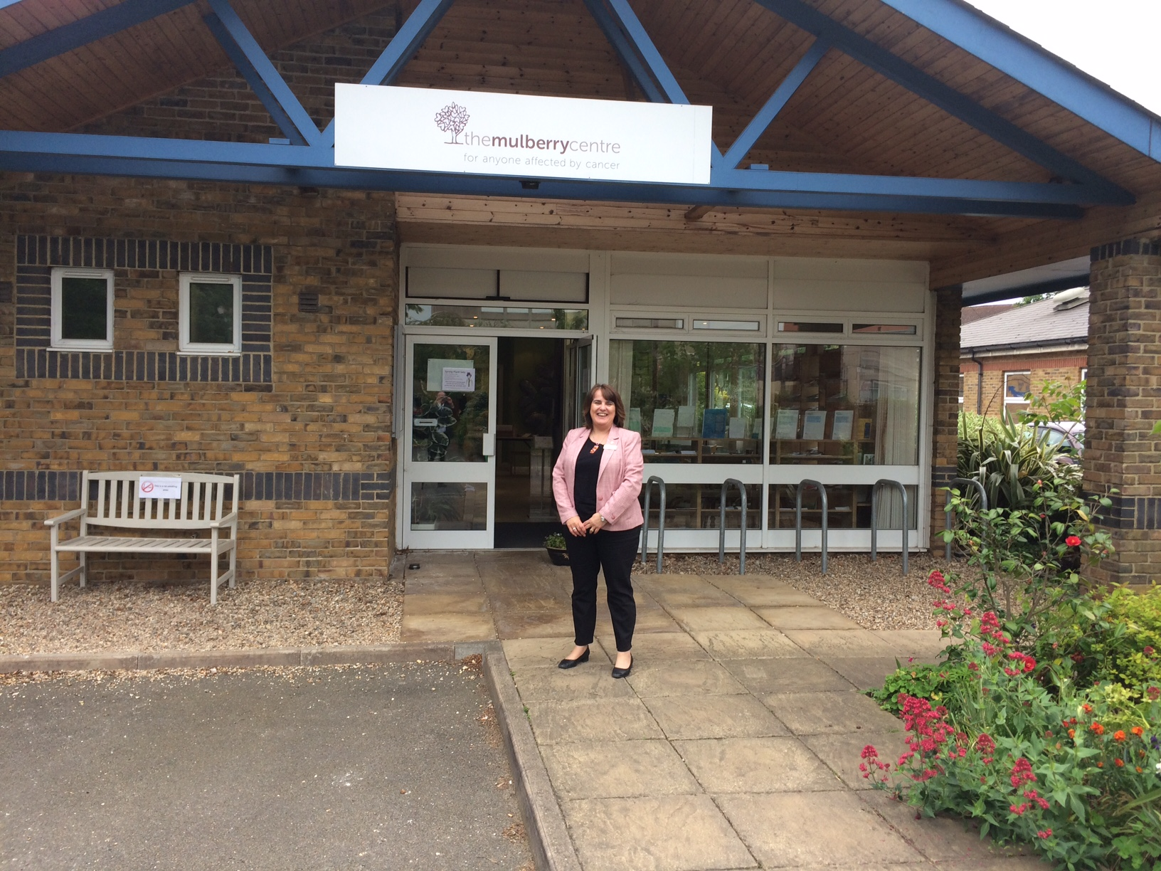 Lodge Brothers Sponsor Dying Matters Talk at Mulberry Centre