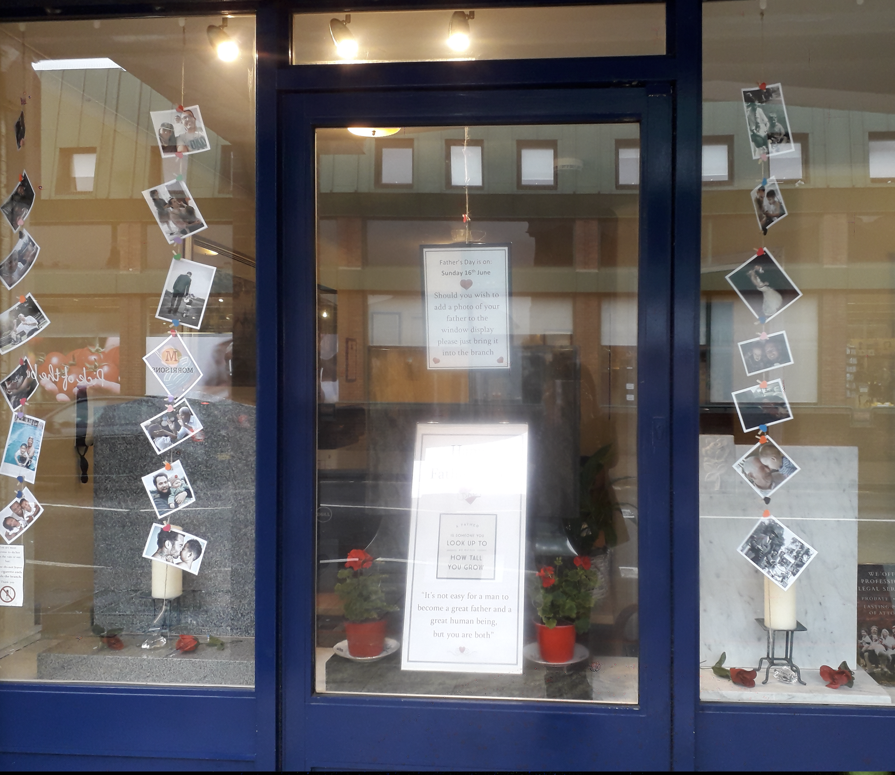 Fathers Day Gallery at Yiewsley Branch