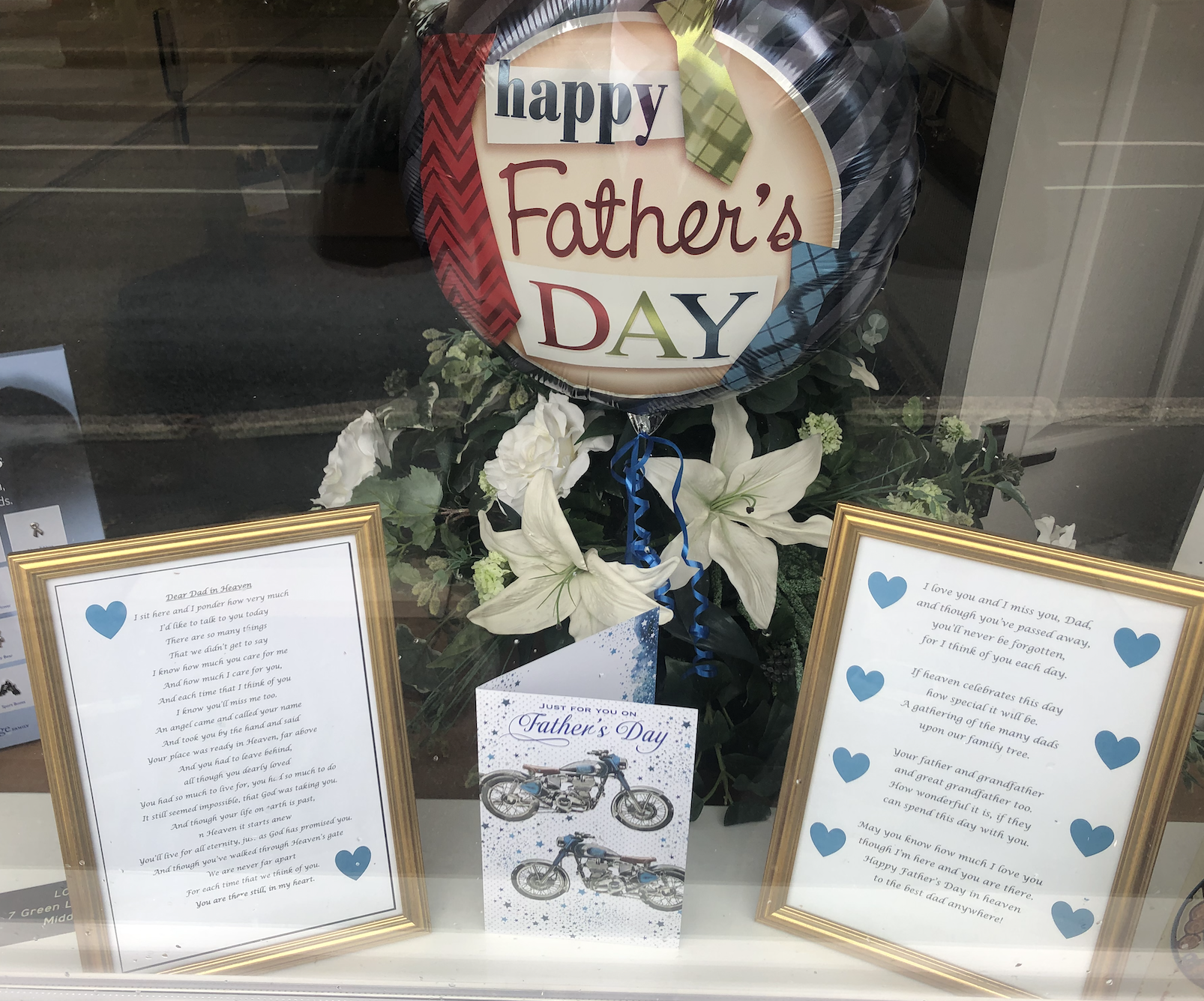 Fathers' Day Poems