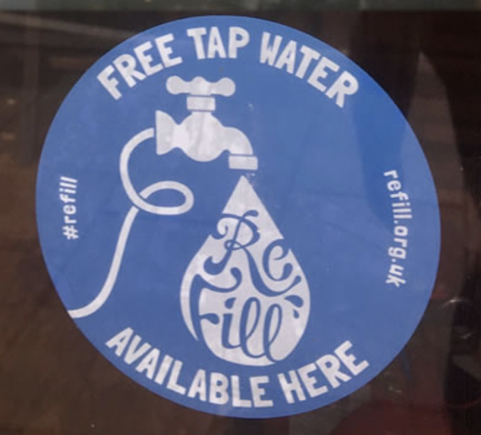 Lodge Brothers Joins Weybridge Refill Scheme