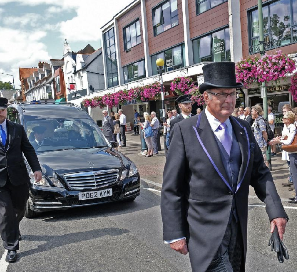 Ascot & Sunningdale Say Farewell to the Late Colin Lewis of C E Lewis Butchers