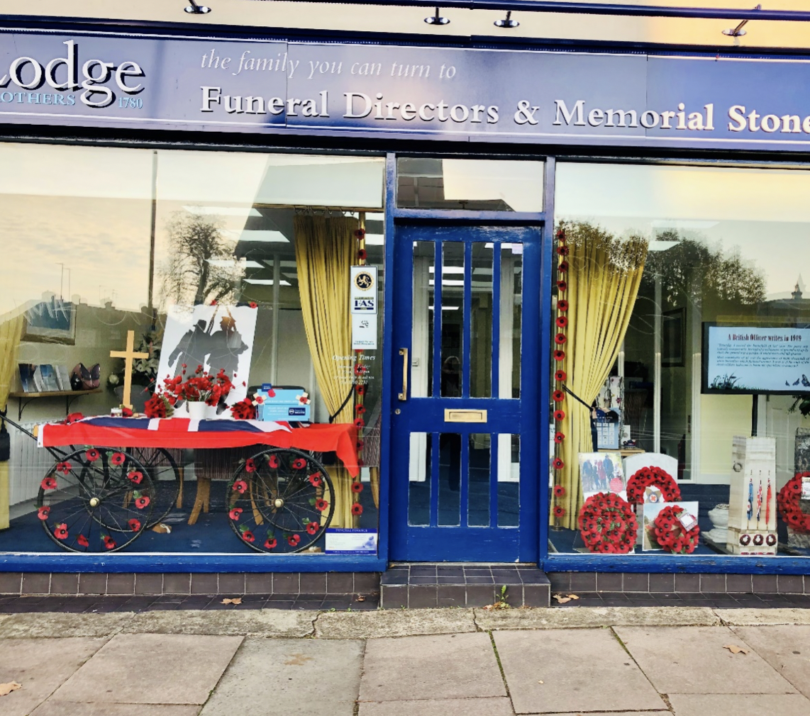Poppies Flow at Feltham Branch