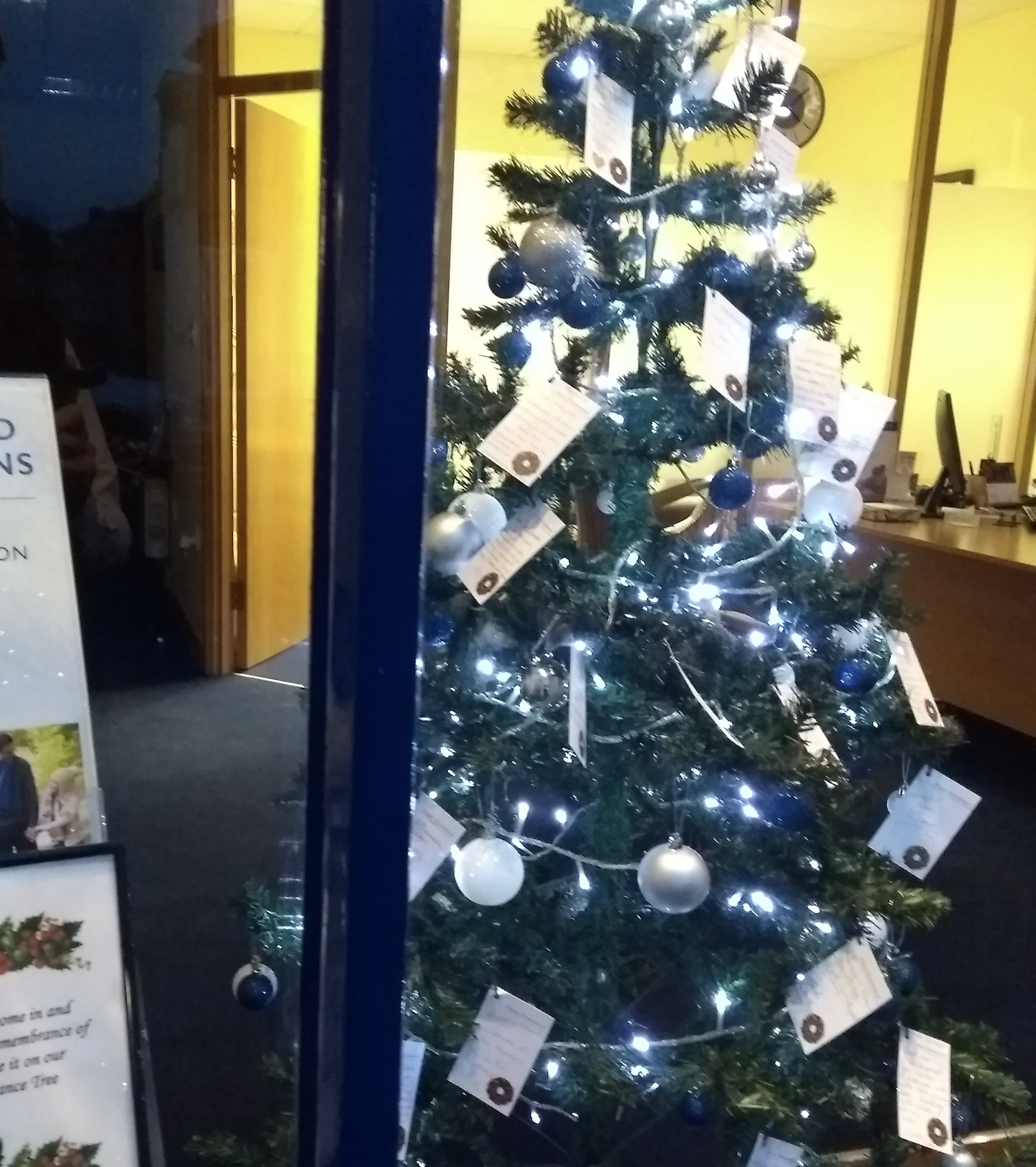 Molesey's Tree of Remembrance