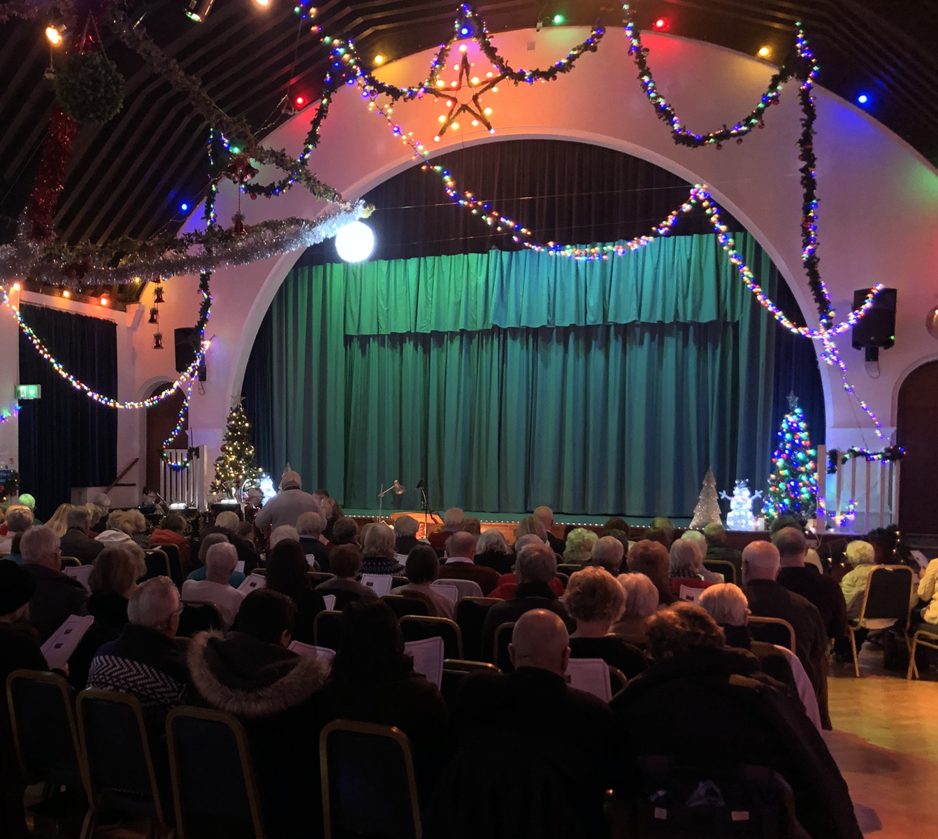 Whiteley Village Carol Concert 2019