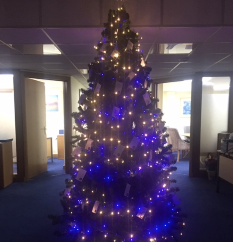 Merry Christmas from us all at Ashford Branch