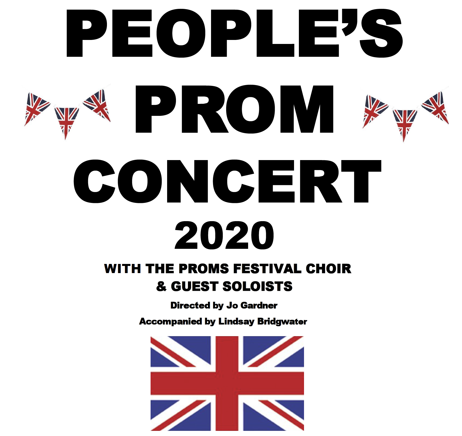 People's Prom Concert – Friday 7th February