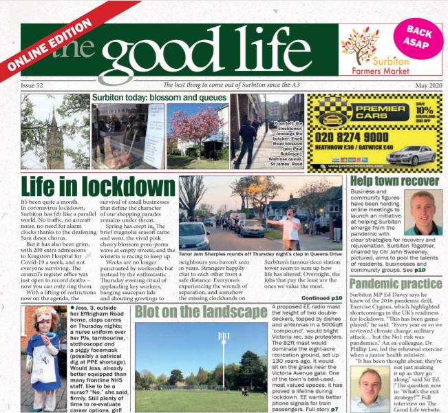 The Good Life – Surbiton