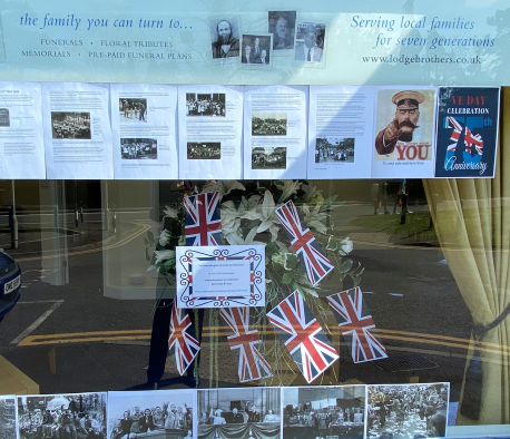 Burpham Branch Recounts Guildford's VE Day Celebrations from 1945