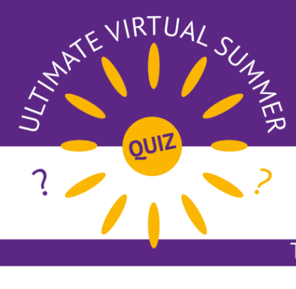 The Ultimate Virtual Quiz Tuesday 21st July 8.00pm