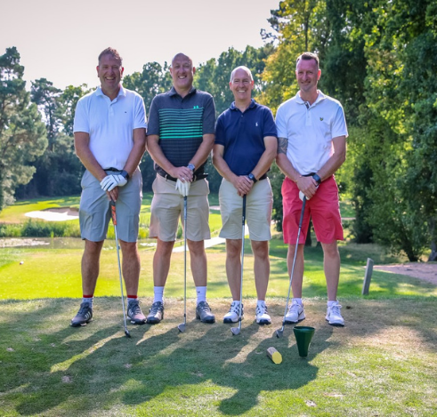 Lodge Brothers Sponsor Charity Golf Day for Surrey Care Trust