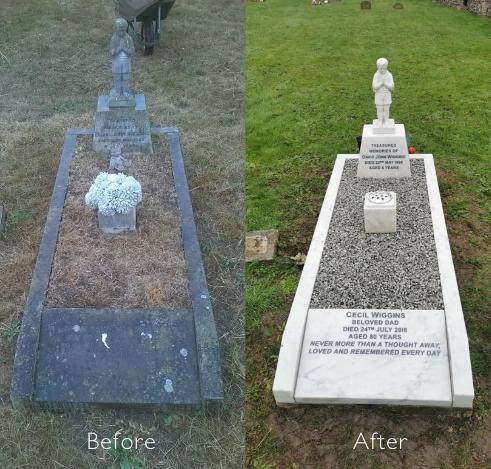 Lodge Memorials Renovations