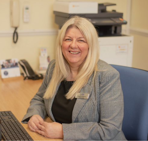 Shepperton Branch Welcomes Jackie to the Team