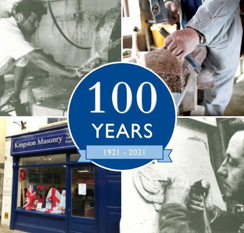 Kingston Masonry Ltd. Celebrates 100th Anniversary