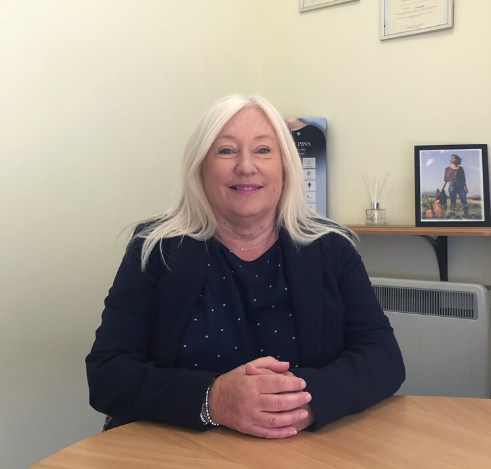 ENGLEFIELD GREEN BRANCH WELCOMES CHRISTINE TO THE TEAM
